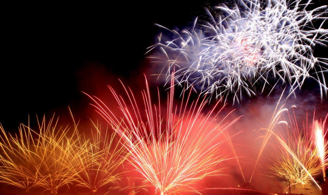 Tot a punt per començar el 49è Concurs Internacional de Focs d'Artifici de la Costa Brava