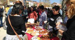Les Ferreries recull 2.000 euros solidaris