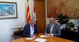 La Generalitat i Blanes es coordinaran en accions d'inclusió social