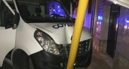 Detenen un conductor a PLF després d'una persecució