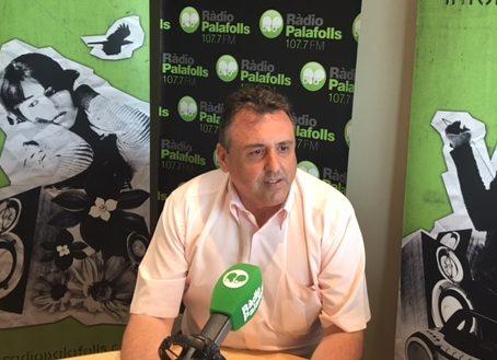 Óscar Bermán, regidor no adscrit a lAjuntament de Palafolls. RP