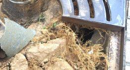 S'aprova defintivament el projecte per susbtituir la canonada d'aigua dels semàfors al Castell
