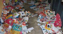 L'Ajuntament netejarà les bústies de Ciutat Jardí