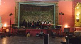 """Alumnes de 6è de Mas Prats estrenen el musical """"Un llarg viatge"""""""