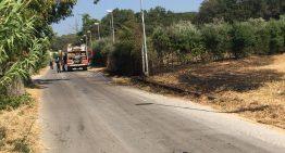 L'Ajuntament inicia un protocol de vigilància antiincendis
