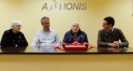 La Generalitat concedeix la Medalla de l'Esport a l'exregidor de Blanes, Xavier Oms