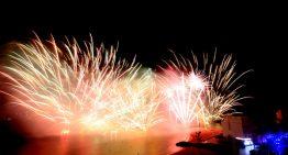 Blanes estrena els focs més respectuosos amb el medi ambient