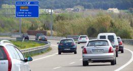 La Generalitat recorre la suspensió de les obres de la C-32
