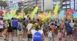 La II Color Blanes X Runners revalida l'èxit de la primera edició