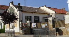 Continuen les obres de l'Escola Montserrat