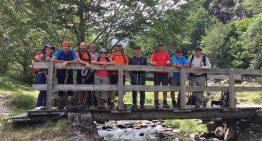 El Grup de Muntanya completa la ruta fins Ax Les Thermes