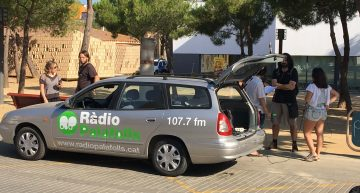 La meitat dels palafollencs escolten habitualment Ràdio Palafolls