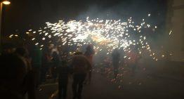 El correfoc de la Festa Major de Malgrat se celebra finalment aquest dissabte