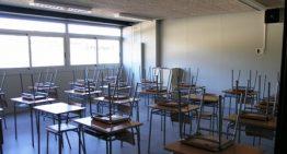 Els centres educatius tancaran a partir de demà divendres