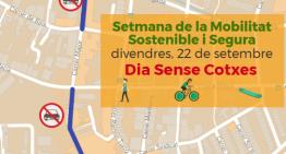 El Dia Sense Cotxes tancarà la Setmana de la Mobilitat Sostenible i Segura a Palafolls