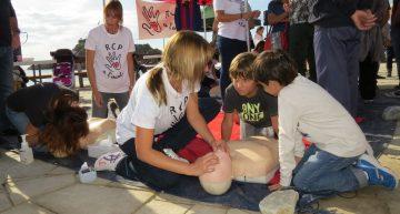 Blanes celebra dilluns el Dia Europeu de la Conscienciació de l'Aturada Cardíaca i l'RCP