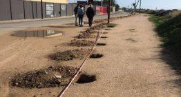 Malgrat de Mar comença les obres del projecte Ruta de la Tourdera