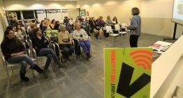 Blanes enceta la 18a campanya del Voluntariat per la Llengua