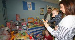 Recta final de la campanya de recollida de joguines de la Creu Roja de Blanes, Lloret i Tossa