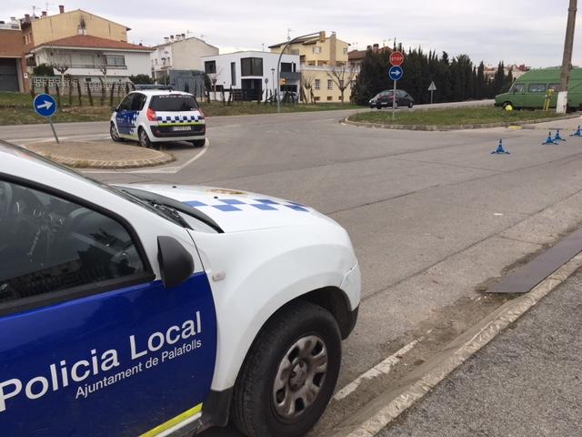 Palafolls recapta gairebé 300.000 euros en multes durant l'any passat