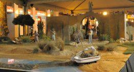 Blanes inaugura el Pessebre Monumental, aquest any dedicat a l'antiga Plaça del Peix