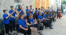 La flabiolaire de la Cobla Palafolls guanya una beca per a Joves Instrumentistes