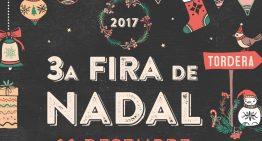 Tordera celebra aquest dissabte la seva 3a Fira de Nadal