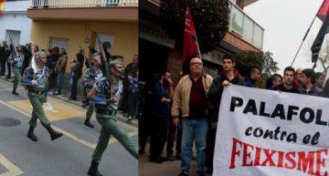 Processó i Manifestació antifeixista