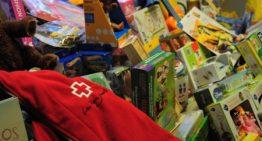 Entitats esportives de Malgrat celebren aquest matí una recollida solidària de joguines