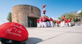Els Maduixots portaran el món casteller a un institut de Sevilla