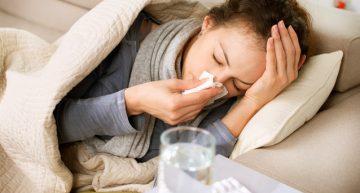 La grip arriba d'hora i amb intensitat a Palafolls