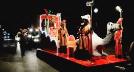 Tot a punt a Palafolls per rebre a Ses Majestats els 3 Reis d'Orient