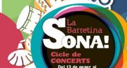Cris Juanico estrena festival a Malgrat amb les entrades gairebé exhaurides