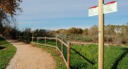El tram de la Ruta de la Tourdera entre Palafolls i Tordera ja es troba en funcionament