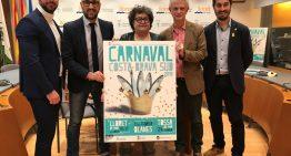 El Carnaval de la Costa Brava Sud espera enguany a 4.500 participants