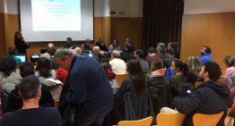 Malgrat celebra un seminari sobre la gestió del Delta de la Tordera