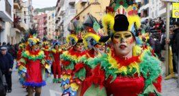 Blanes repeteix èxit de participació al Carnaval de la Costa Brava Sud