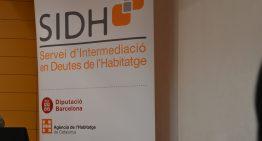 S'obre a Pineda un Servei d'Intermediació de Deutes en Habitatge que dona cobertura a Palafolls