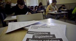Els alumnes de 4t d'ESO comencen les proves de competències bàsiques