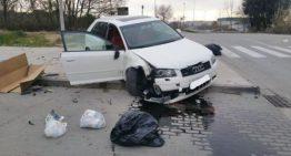 Nou accident amb positiu per alcoholèmia a Palafolls