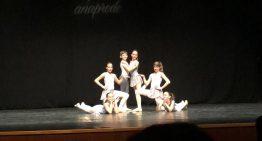 3 palafollenques aconsegueixen el primer premi del Concurs Nacional de Dansa Anaprode