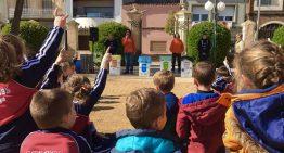 Alumnes de P5 de Malgrat participen en un nou Joc de l'Orgànica