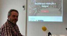 Malgrat Decideix, nova plataforma en línia per a la participació ciutadana