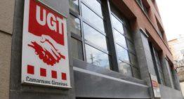Crisi a la UGT de Girona