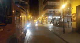 4 afectats per inhalació de fum en un incendi a Blanes
