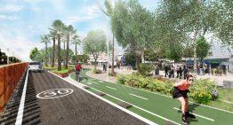 Queixes a Malgrat per l'eliminació d'aparcaments al nou passeig marítim