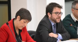 Dos pinedencs, en les travesses del nou Govern català