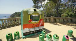 Blanes, Lloret i Tossa s'uneixen per augmentar el reciclatge a l'estiu