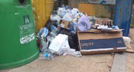 Queixes pels canvis en la recollida d'escombraries