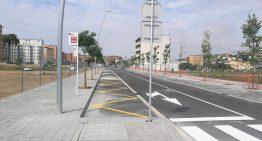 Demà s'inauguren les obres de l'avinguda Barcelona de Malgrat